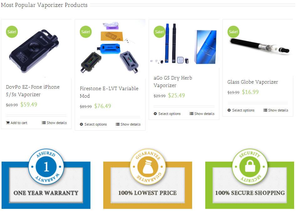 King Pen Vapes (kVP) Online Vaporizer Shop