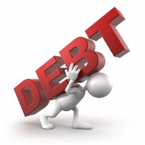 The burden of debt, how to get out of it?