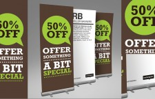 4 Different Places to Use Roller Banners