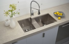 Tips To Help You Select The Right Sink Matching Your Kitchen Countertops