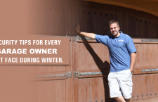 Security Tips for Garage Owners in Norwalk during Winter