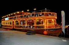 Have You Ever Visited Dubai Via Dhow Cruise?