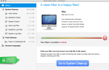 Removing Safari from a Mac with Movavi Mac Cleaner