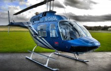 The Amazing Bell 206-B3 Jet Ranger RC Helicopter