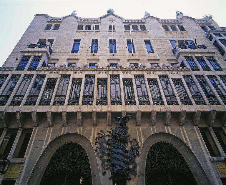 Guëll Palace