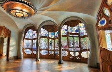 The Works of Antoni Gaudí