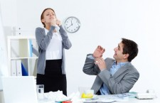 5 Ways To Help Prevent Sickness In The Workplace