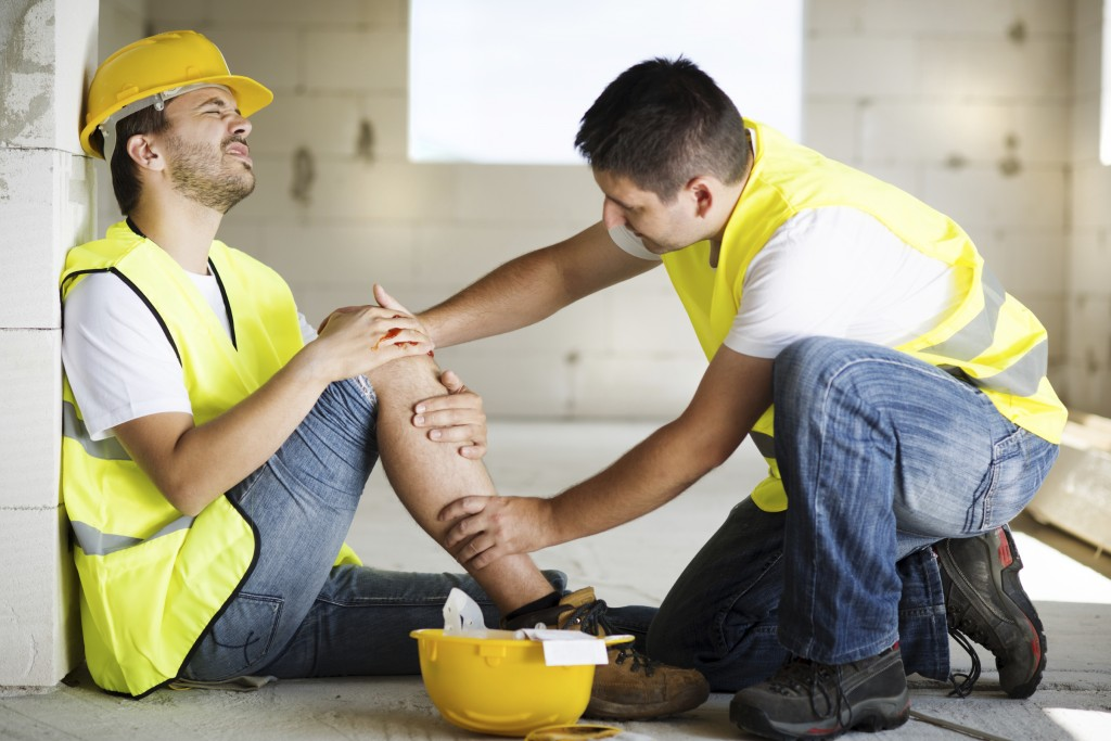 What to Do If One of Your Staff is Injured at Work