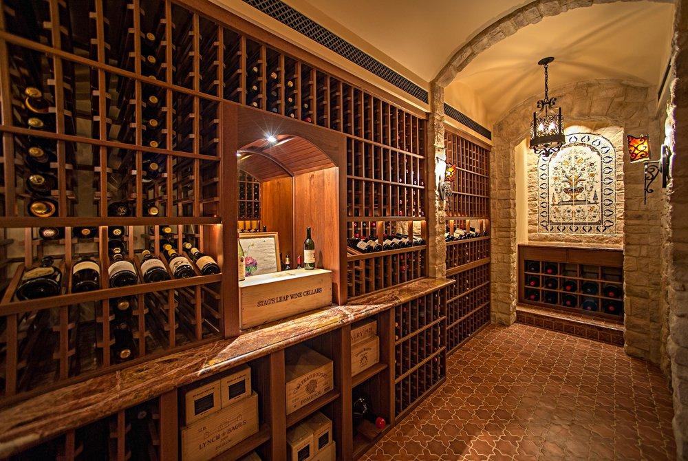 Hiring a Company to Build a Wine Cellar