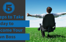 5 Tips for Becoming Your Own Boss