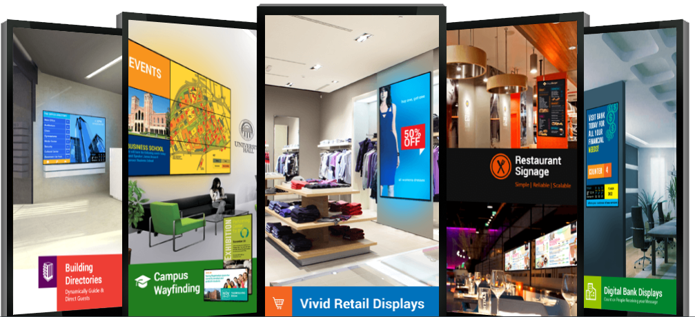 How To Properly Use Digital Signage For Your Business