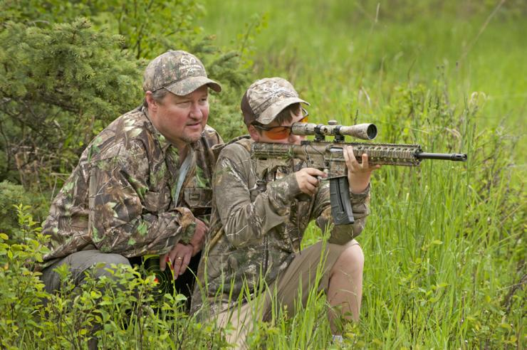 Why You Should Take Your Kids Hunting