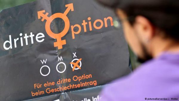 Germany Legalized the Third Sex