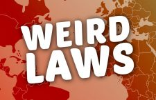 Weirdest Laws around the World