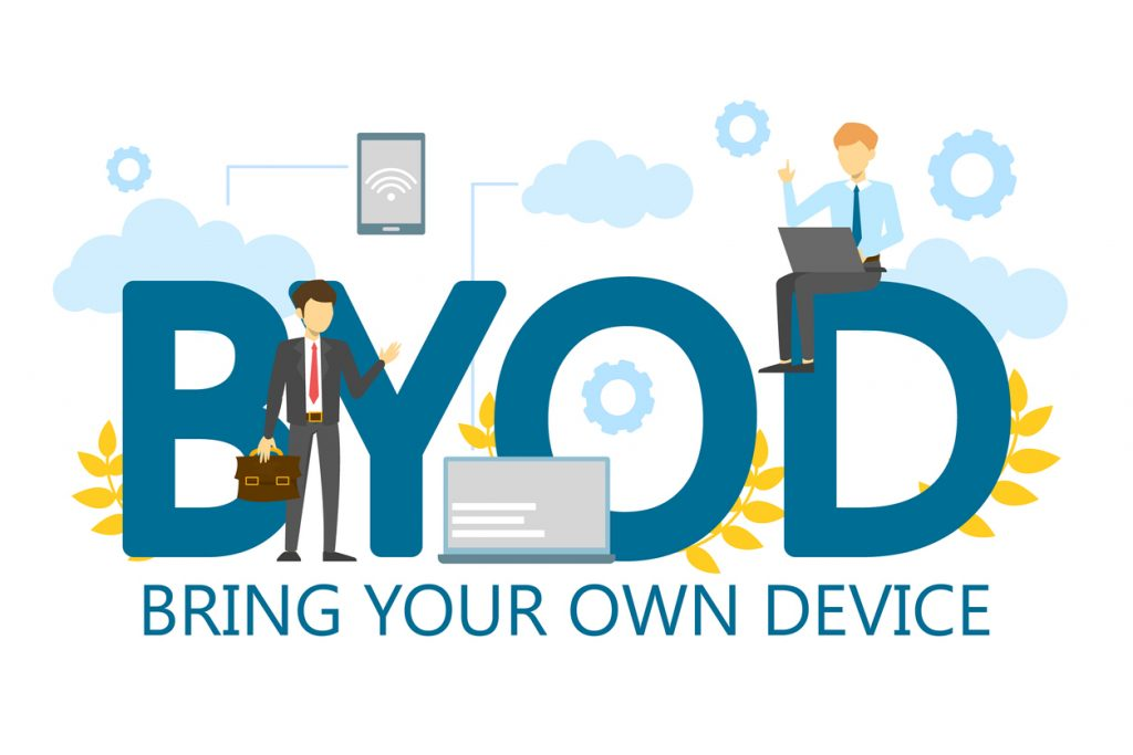 How Your Business Can Save Money Implementing BYOD